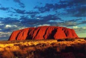 Ausztrália legjellegzetesebb hegye