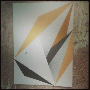 előnyomtatott papír