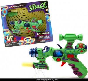 Az iWay játékfegyver kínálata