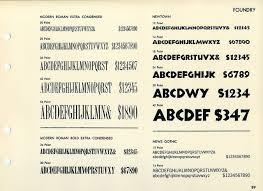 A tipográfiai tervezésről